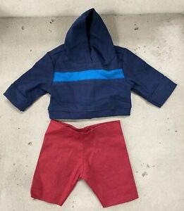 PB-KS-HDY-SET: Hoodie and pants for McFarlane King Shark Action Figure