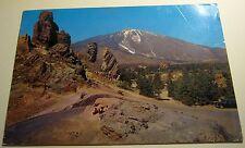 Spain Tenerife Paisaje del Teide - posted