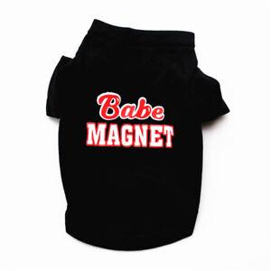 Pet Clothes Shirt Dog T Shirt Summer Vest for Cat Toy Poodle Puppy Teacup Yorkie