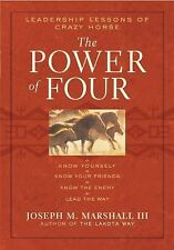 The Power of Four: Leadership Lessons of Crazy Horse-ExLibrary