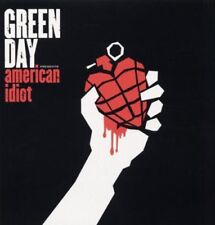 GREEN DAY AMERICAN IDIOT LP VINYL 33RPM NEW