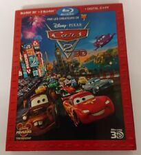 Cars 2 coffret quatre Blu Ray