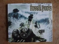 Roger Powell - Fossil Poets 2006 USA CD Sealed NEW Synth-pop, Space Rock
