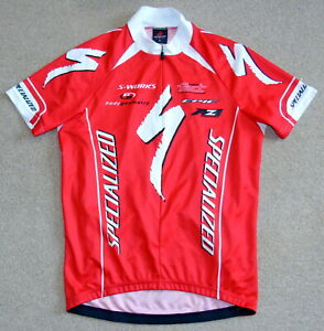 """EXCELLENT CONDITION SPECIALIAZED JERSEY. XL 42"""" CIRCUMFERENCE"""