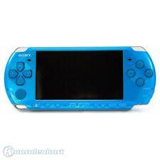 PSP - Konsole Slim 3000er #blau / Vibrant Blue + Stromkabel