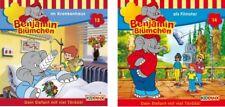 2 CDs * BENJAMIN BLÜMCHEN - HÖRSPIEL FOLGE / CD 13+14 IM SET # NEU OVP KX