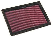 K&N REPLACEMENT AIR FILTER COMMODORE VN/VP/VR/VS 3.8L V6 & 5.0L V8 KN 33-2031-2