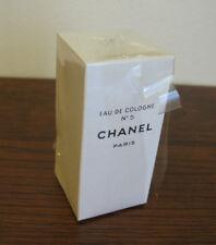 Early VIntage Chanel No. 5 Eau De Cologne Paris ...  2.11 oz. ..Sealed Box