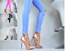 Neu Designer Super Sexy Luxus Damenschuhe Elegant Pumps High Heels 36/41