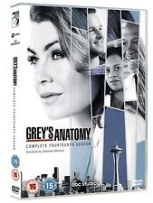 Grey's Anatomy Season 14 [DVD] *NEU* DEUTSCH Staffel Series Vierzehn DVD GREYS
