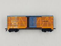HO Scale Laramie Stock Car LNP&W 53412 ~ EX Model Train