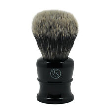 28mm Super Density Synthetic Finest Fiber Shaving Brush by Frank Shaving