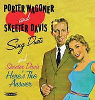 Porter Wagoner - Sing Duets / Heres the Answer [CD]
