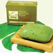Nubian Heritage Olive & Green Tea Avocado Organic Anti Aging Moisturizing Soap
