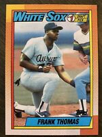 MINT Centered 1990 Topps Frank Thomas ROOKIE RC #414 Baseball Card MT