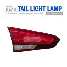 OEM Tail Light Lamp Assy Left Inside For KIA 2017 Cerato / Forte / K3 Sedan