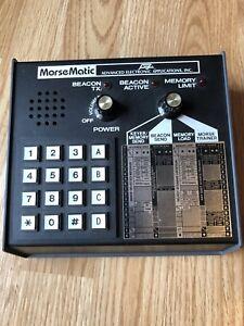 AEA Morsematic CW Auto Keyer & Sender For Ham Radio