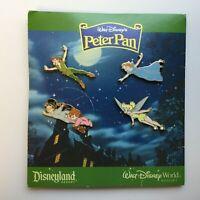 Walt Disneys Peter Pan 4 Pin Booster Collection Wendy Michael - Disney Pin 60199