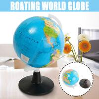 Mini Rotating World Map Globes Ocean Geographical Earth Desktop Globe Decoration
