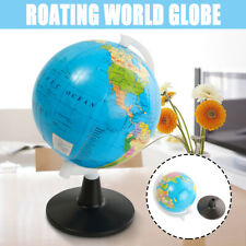 Mini Rotating World Map Globes Ocean Geographical Earth Desktop Globe Decoration