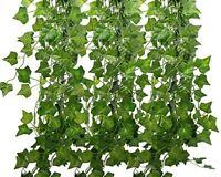 Bird Fiy 78 Ft English Ivy Silk Greenery Artificial Plants Wedding Party Hallow