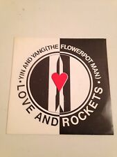 """Love And Rockets 7"""""""