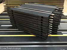 Carrera Go 61658 Digital 143 10 pezzi 114mm retta clic sistema NUOVO