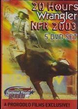 2003 Wrangler National Finals Rodeo - Complete 5-DVD Set