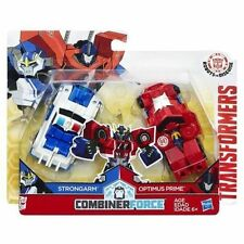 2017 TRANSFORMERS ROBOTS IN DISGUISE COMBINER FORCE PRIMESTRONG OPTIMUS PRIME