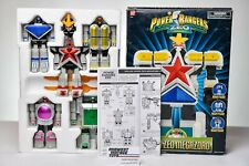MMPR Mighty Morphin Power Rangers Zeo Deluxe Zeo Megazord - Boxed