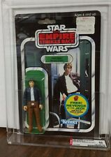 Han Solo Bespin Outfit Star Wars ESB Kenner 48 Back AFA 85 (80/85/85)