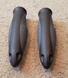 "NEW FISHEYE BICYCLE GRIPS, PREWAR STYLE,7/8"""