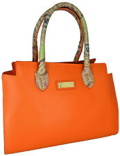 Borsa Bauletto Tracolla Donna Arancione Alviero Martini Bag Woman Orange/Safari