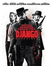 Django Unchained Blu-ray SteelBook Limited Edition Sealed New OOP