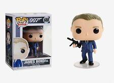 Funko Pop Movies: 007™ - James Bond from Quantum of Solace Vinyl Figure #35676