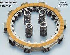 Disco embrague moto Polini compatible con Am6