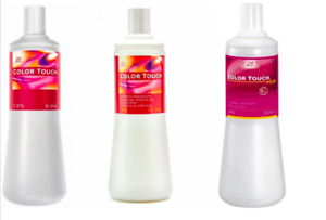 Wella Colour Touch Developers / Peroxide 500ml 1.9%, 4%, 4%-Plus, FREE P&P