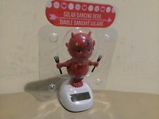 New Dancing Solar Powered Character Devil with own solar panel