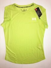 Under Armour New Streaker Running Short Sleeve T-Shirt Women's Small