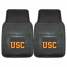 Southern California USC Front Heavy Duty Floor Mats for Cars Trucks and SUV's