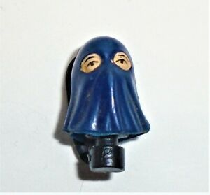 GI Joe Figure Part 1984 Hooded  Cobra Commander     Head          C8.5 Very Good