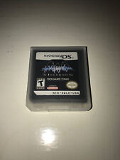 The World Ends with You Video Game W/ Case for Nintendo DS Lite TESTED