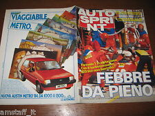 AUTOSPRINT 1984/10=FORGHIERI=THOMAS MILIAN=
