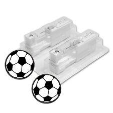 1 Paar Studex Medizinische Ohrstecker Fussball Soccer Ball Stahl 7512-622