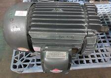 Baldor 15 HP 3 Phase AC Motor M7054T 230/460 V 1770 RPM Fr. 254T Refurb
