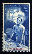 TOGO - 1942 - Settimana delle donazioni