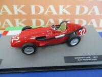 Die cast 1/43 Modellino Auto F1 Maserati 250F N32 Monaco G.P. 1957 J.M.Fangio