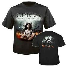 EPICA - Design Your Universe - T-Shirt - Größe Big Size XXXL (3XL) - Neu