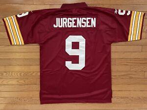 Sonny Jurgensen 1969 WFT Washington Redskins Reebok Premier Jersey Large New