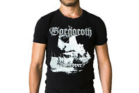 Gorgoroth Band Destroyer 1998 Album Cover T-Shirt